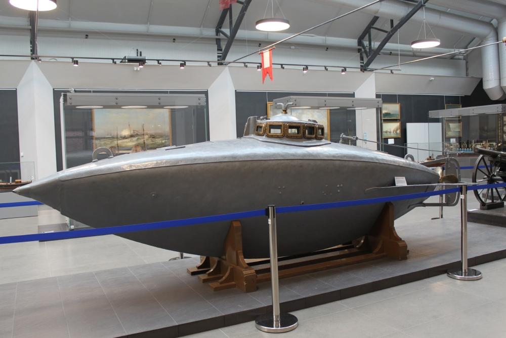 Подводная лодка Джевецкого